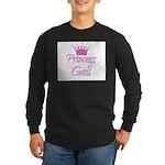 Princess Gail Long Sleeve Dark T-Shirt