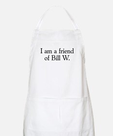 Friend of Bill W. BBQ Apron