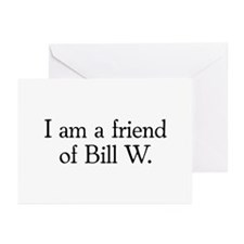 Friend of Bill W. Greeting Cards (Pk of 10)
