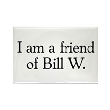 Friend of Bill W. Rectangle Magnet (10 pack)
