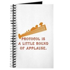 Protocol is Applause Journal