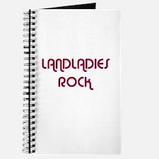 LANDLADIES ROCK Journal