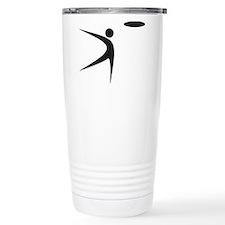 Disc Golf logos Travel Mug