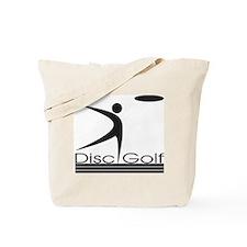 Disc Golf logos Tote Bag