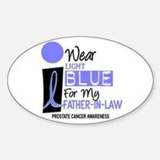 I Wear Light Blue For My Father-In-Law 9 Decal