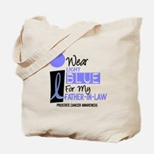 I Wear Light Blue For My Father-In-Law 9 Tote Bag