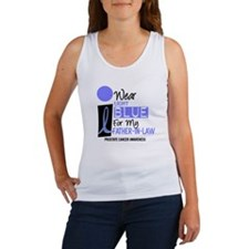 I Wear Light Blue For My Father-In-Law 9 Women's T