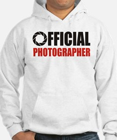 Official Photographer Hoodie