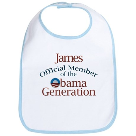 James - Obama Generation Bib