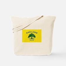 Cute Oakland tree Tote Bag