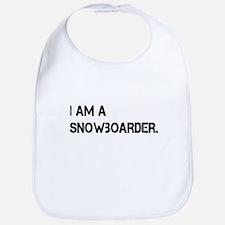 I am a Snowboarder. Bib