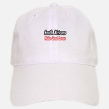 """South Africans...Lovers"" Baseball Baseball Cap"