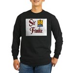Sir Frankie Long Sleeve Dark T-Shirt