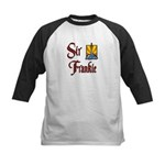 Sir Frankie Kids Baseball Jersey