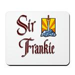 Sir Frankie Mousepad