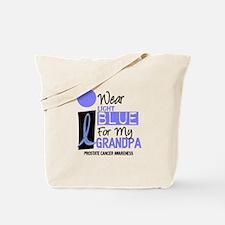 I Wear Light Blue For My Grandpa 9 Tote Bag