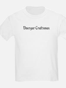 Duergar Craftsman T-Shirt