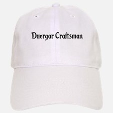 Duergar Craftsman Baseball Baseball Cap