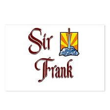 Sir Frank Postcards (Package of 8)