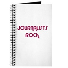 JOURNALISTS ROCK Journal