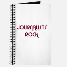 JOURNALISTS ROCK Journal