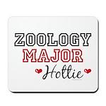 Zoology Major Hottie Mousepad