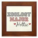 Zoology Major Hottie Framed Tile