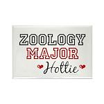 Zoology Major Hottie Rectangle Magnet
