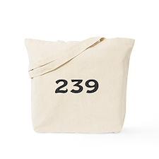 239 Area Code Tote Bag