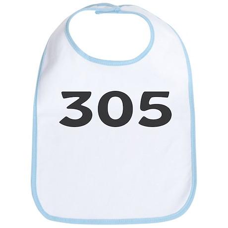 305 Area Code Bib