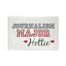 Journalism Major Hottie Rectangle Magnet