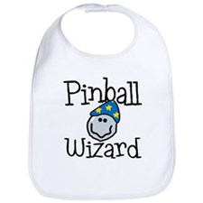 Pinball Wizard Bib