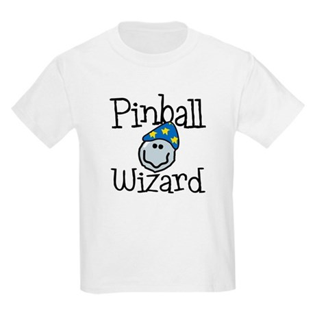 Pinball Wizard Kids T-Shirt