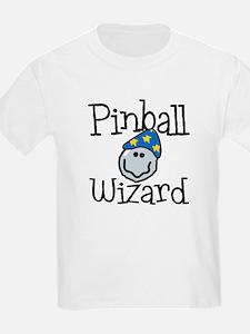 Pinball Wizard Kids T-Shirt