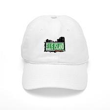 ELLIS ISLAND, MANHATTAN, NYC Baseball Cap