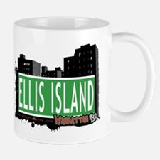 ELLIS ISLAND, MANHATTAN, NYC Mug