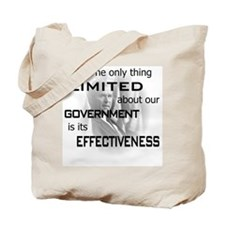 Bush's 'Limited Government' Tote Bag