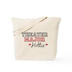 Theater Major Hottie Tote Bag