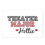 Theater Major Hottie Postcards (Package of 8)