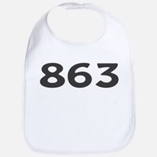 863 Area Code Bib