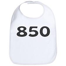 850 Area Code Bib