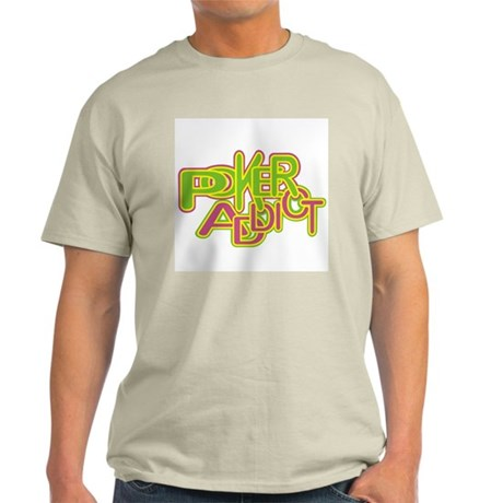 Poker Addict Light T-Shirt