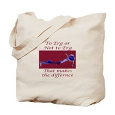 Ergs and other rowing images Tote Bag