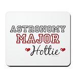 Astronomy Major Hottie Mousepad