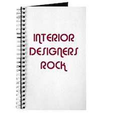INTERIOR DESIGNERS ROCK Journal