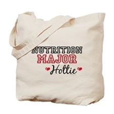 Nutrition Major Hottie Tote Bag