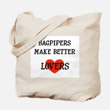 Bagpipe Gift Tote Bag