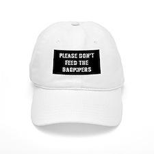 Bagpipe Gift Baseball Cap