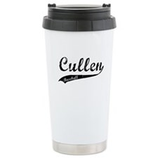 Cullen Baseball Travel Mug