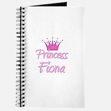 Princess Fiona Journal